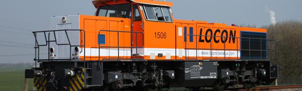 voertuigbelettering trein